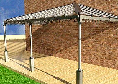 verandas and canopies