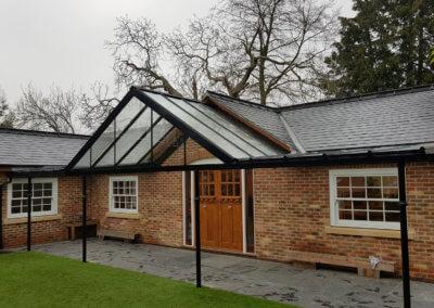 verandas and canopies