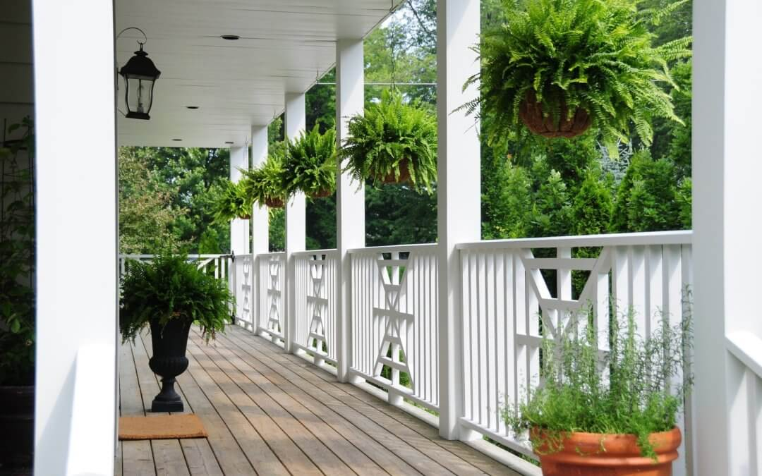 10 Things you need to know about traditional verandas